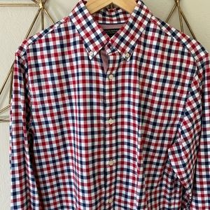 BANANA REPUBLIC   Tailored Slim Fit Dress Shirt